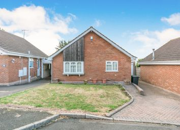 Thumbnail 2 bed detached bungalow for sale in Fladbury Close, Netherton, Dudley