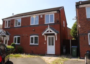 Thumbnail 2 bed semi-detached house for sale in Hempole Lane, Tipton