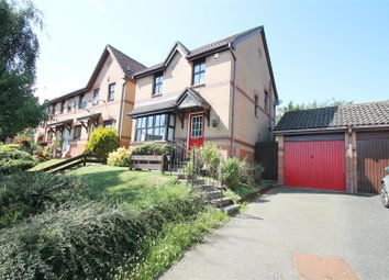 Thumbnail 3 bed detached house for sale in Laing Gardens, Broxburn