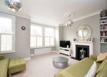Thumbnail 3 bed flat for sale in Cathles Road, London