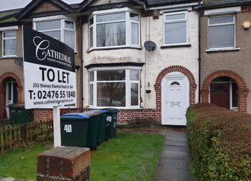 3 bed terraced house to rent in Clovelly Road, Coventry CV2