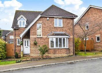 Thumbnail 3 bed detached house for sale in Saffron Meadow, Standon, Hertfordshire