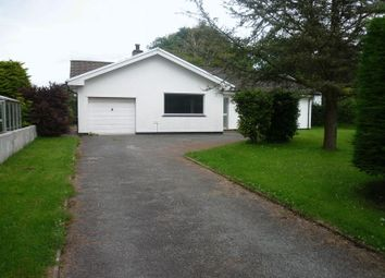 Thumbnail 3 bed detached bungalow to rent in Llangwm, Haverfordwest