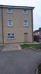 Thumbnail 2 bed flat to rent in Walsingham Close, Bedford