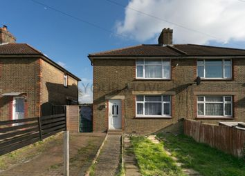 Thumbnail 3 bed semi-detached house for sale in Fraser Road, Edmonton, London