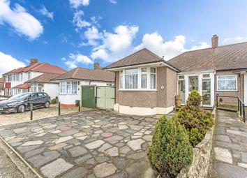 Thumbnail 2 bed semi-detached bungalow for sale in Benfleet Close, Sutton