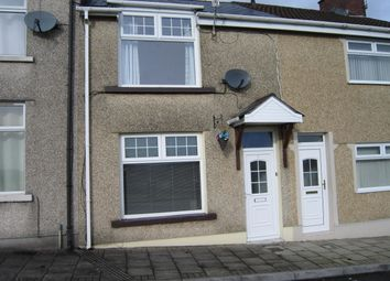 Thumbnail 2 bed terraced house for sale in St Annes Crescent, Gilfach