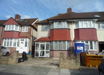 Thumbnail 3 bed end terrace house for sale in Dorset Way, Whitton, Twickenham
