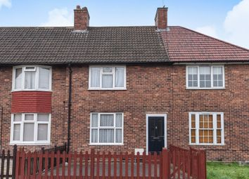 Thumbnail 2 bed terraced house for sale in Flaxley Road, Morden