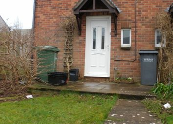 Thumbnail 1 bed end terrace house to rent in Haytor Avenue, Paignton, Devon