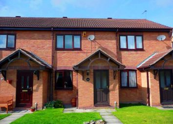 Thumbnail 2 bed terraced house to rent in Foxglove Close, Blaxton, Doncaster