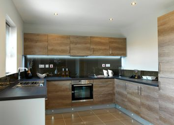 Thumbnail 4 bed detached house for sale in The Oporto, Malton Way, Doncaster