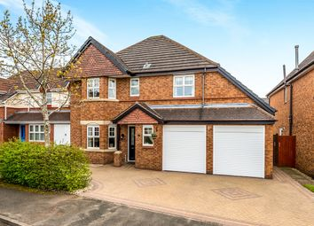 Thumbnail 5 bed detached house for sale in Daurada Drive, Stafford