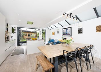Thumbnail 4 bed terraced house for sale in Crewys Road, London