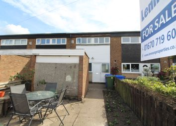 Thumbnail 2 bed terraced house for sale in Chestnut Avenue, Blyth