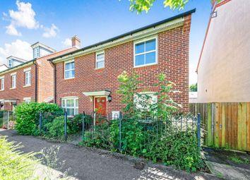 Thumbnail 3 bed detached house to rent in Harrier Way, Jennett's Park, Bracknell
