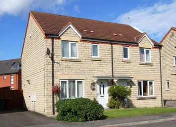 Thumbnail 3 bedroom semi-detached house for sale in Blackberry Court, Clowne, Chesterfield, Derbyshire