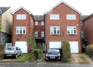 Thumbnail 4 bed town house to rent in Denmark Road, Reading, Berkshire