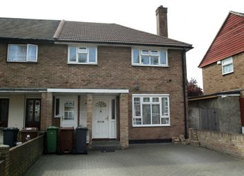 Thumbnail 3 bed end terrace house for sale in Charlton Crescent, Barking, Essex