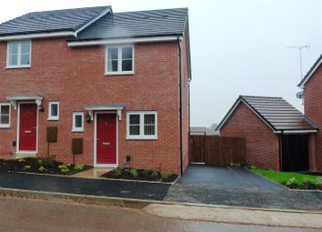 Thumbnail 2 bedroom detached house to rent in Gretton Close, Redditch