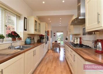 Thumbnail 4 bed semi-detached house for sale in Ridge Road, London