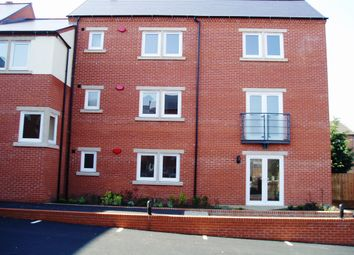 Thumbnail 2 bed flat to rent in Ceasar Street, Chester Green Derby