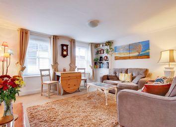 St. Thomas Park, Lymington SO41. 1 bed flat for sale