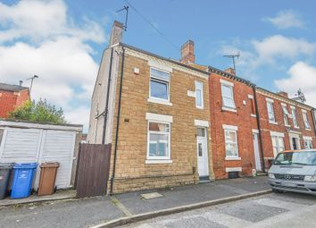 Thumbnail 3 bed end terrace house for sale in Horton Street, Derby