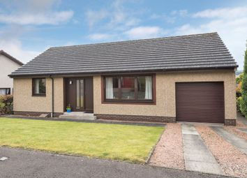 Thumbnail 3 bed detached bungalow for sale in 10 Watts Gardens, Cupar