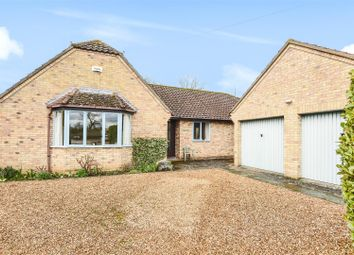 Thumbnail 3 bed detached bungalow for sale in Holywell, St. Ives, Huntingdon