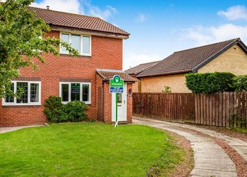 Thumbnail 2 bed semi-detached house to rent in Brook Close, Newton Aycliffe