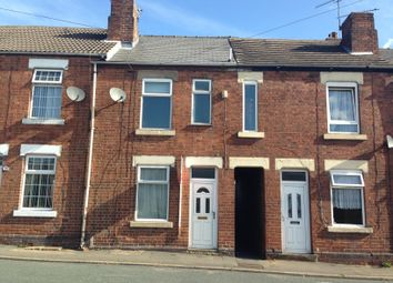 Thumbnail 2 bed terraced house to rent in Kilnhurst Road, Rawmarsh, Rotherham