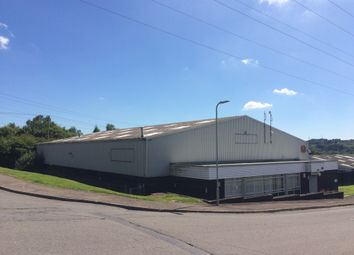 Industrial to let in Gellihirion Industrial Estate, Pontypridd CF37