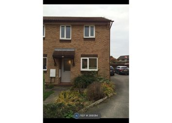 Thumbnail 2 bed end terrace house to rent in Romsey Court, Grimsby