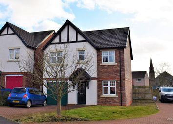 Thumbnail 4 bedroom detached house for sale in 6 Sydney Gardens, Lockerbie, Dumfries & Galloway
