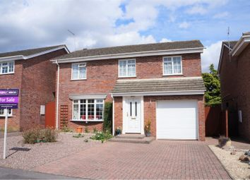 Thumbnail 4 bed detached house for sale in The Mews, Swindon