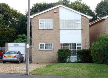 Thumbnail 3 bed detached house for sale in Valence Road, Orton Waterville, Peterborough