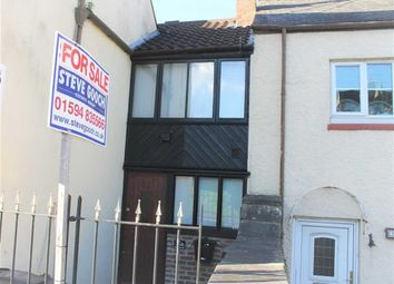 Thumbnail 1 bed terraced house for sale in Gloucester Road, Coleford