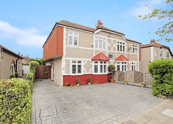 Thumbnail 4 bed semi-detached house for sale in Burnt Oak Lane, Sidcup, Kent