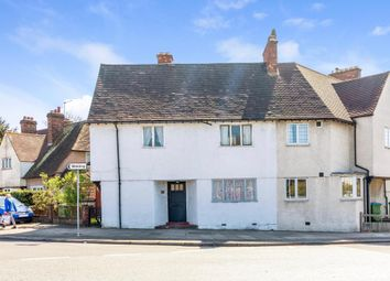 Thumbnail 3 bed end terrace house for sale in Well Hall Road, London