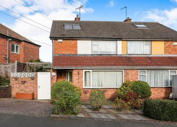 Thumbnail 3 bed semi-detached house for sale in Norton Road, Coleshill, Birmingham, .