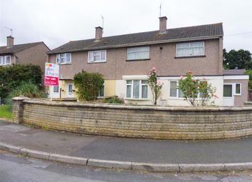 Thumbnail 3 bed end terrace house for sale in Petersfield Road, Swindon