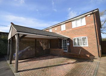 Thumbnail 3 bed semi-detached house for sale in Ashley Lane, Hordle, Lymington