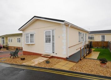 Thumbnail 2 bed bungalow for sale in Cerne Villa Park, Chickerell Road, Chickerell, Weymouth