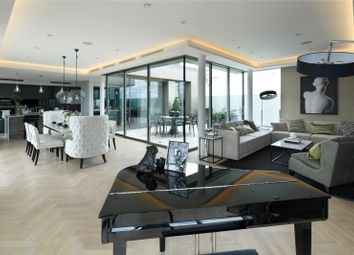 Thumbnail 3 bed flat for sale in The Penthouse, Madison Apartments, Wyfold Road, London