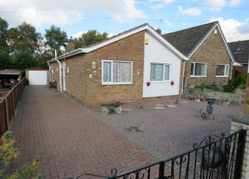 Thumbnail 3 bed detached bungalow for sale in Somerville Close, Waddington