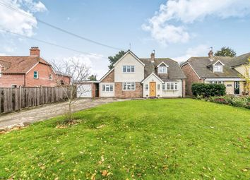 Thumbnail 4 bed detached house for sale in Cross End, Pebmarsh, Halstead