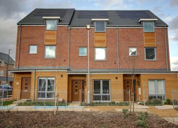 Thumbnail 4 bed terraced house for sale in Whitworth Park Drive, Elba Park, Houghton Le Spring