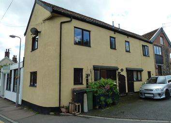 Thumbnail 1 bedroom semi-detached house to rent in Station Mews, Station Road, Harleston