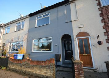 Thumbnail 3 bed terraced house for sale in London Road South, Lowestoft